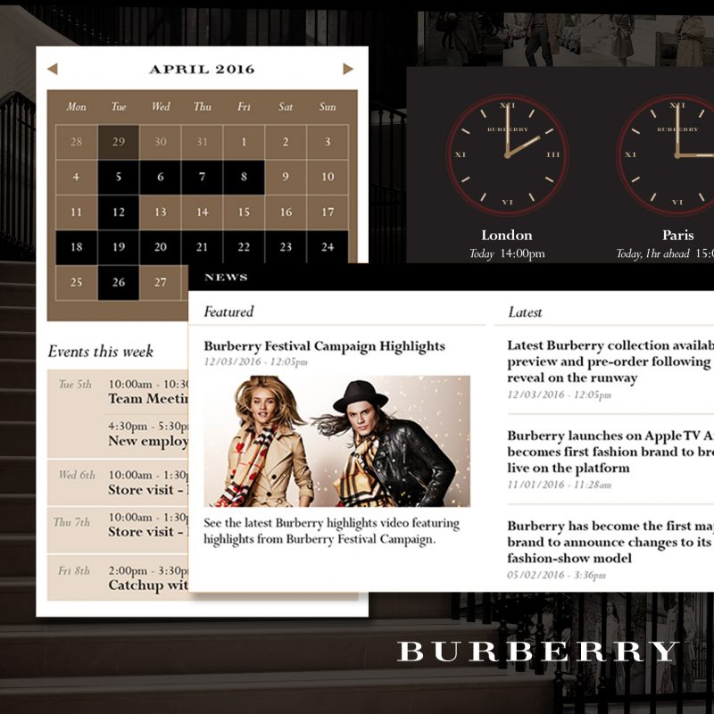 Burberry World