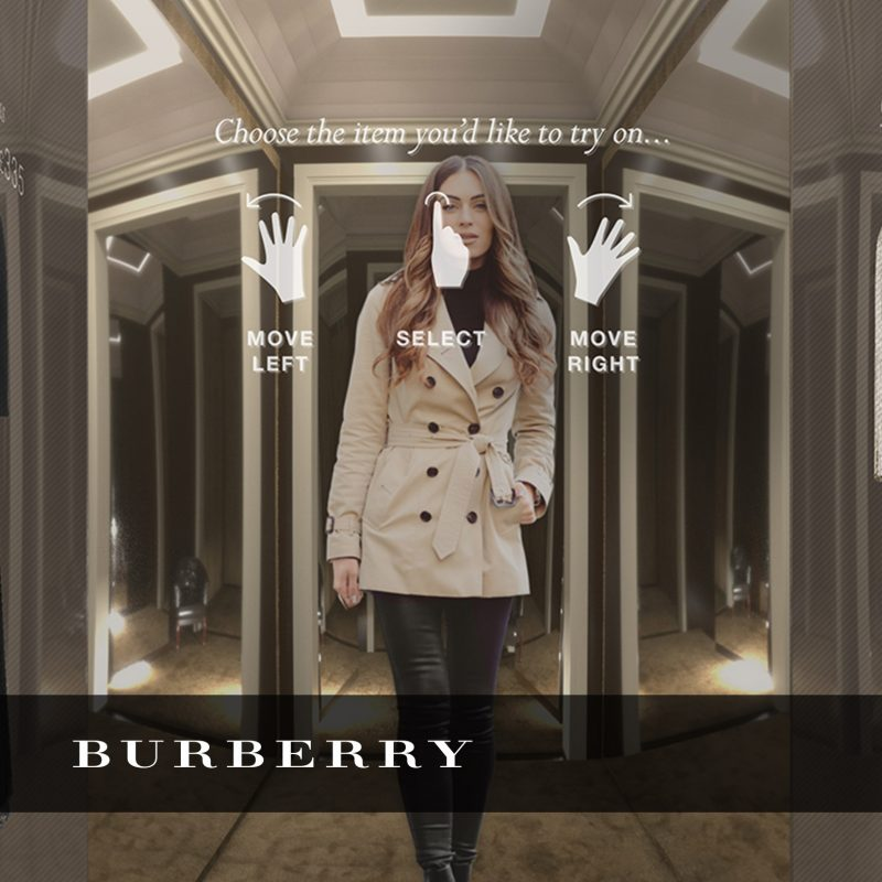 Burberry Innovation